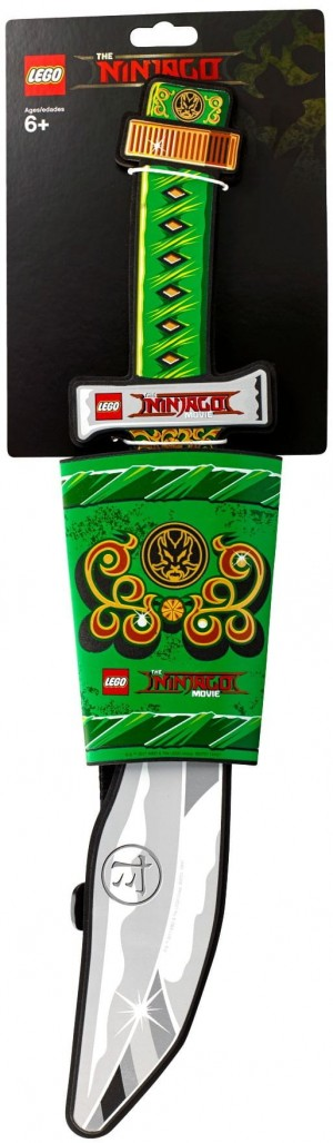 LEGO® NINJAGO® MOVIE™ 853701 Miecz