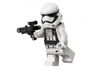 LEGO Star Wars 30602 MINIFIGURKA FIRST ORDER STORMTROOPER™