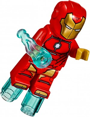 LEGO 76077 Iron Man: Detroit Steel atakuje