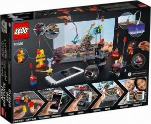 THE LEGO® MOVIE 2™ 70820 LEGO® Movie Maker