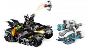LEGO® DC Super Heroes 76118 Walka z Mr. Freeze'em™