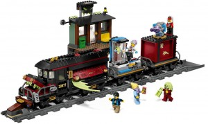 LEGO® Hidden Side 70424 Ekspres widmo