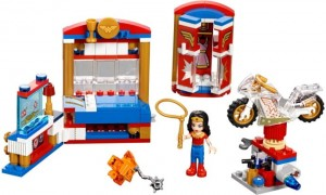 LEGO DC Super Hero Girls 41235 Pokój Wonder Woman™