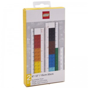 LEGO 51498 Buildable Ruler (Linijka)