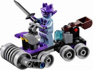 LEGO Nexo Knights 30378 Kwatera Shrunken Head