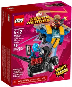 LEGO Marvel Super Heroes 76090 Star-Lord vs. Nebula