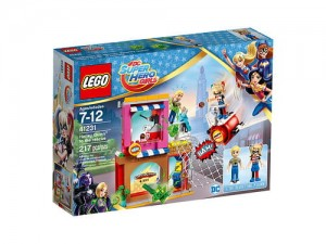 LEGO DC Super Hero Girls 41231 Harley Quinn™ na ratunek