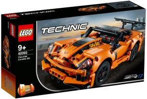 LEGO® Technic™ 42093 Chevrolet Corvette ZR1