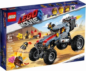 THE LEGO® MOVIE 2™ 70829 Łazik Emmeta i Lucy