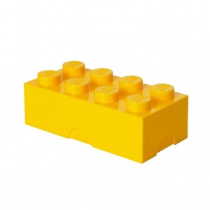 LEGO 4023 Lunch Box żółty