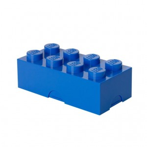 LEGO 4023 Lunch Box niebieski