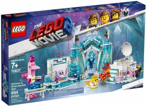 THE LEGO® MOVIE 2™ 70837 Błyszczące spa