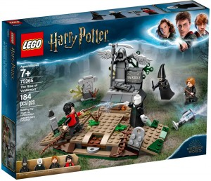 LEGO® Harry Potter™ 75965 Powrót Voldemorta™