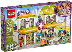 LEGO® Friends 41345 Centrum zoologiczne w Heartlake