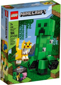 LEGO® Minecraft 21156 BigFig Creeper™ i Ocelot