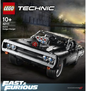LEGO® Technic™ 42111 Dom's Dodge Charger