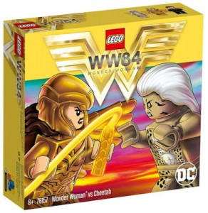 LEGO® DC Super Heroes 76157 Wonder Woman™ vs Cheetah
