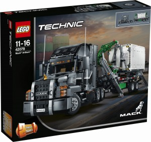 LEGO Technic 42078 MACK® Anthem