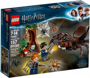 LEGO Harry Potter™ 75950 Legowisko Aragoga