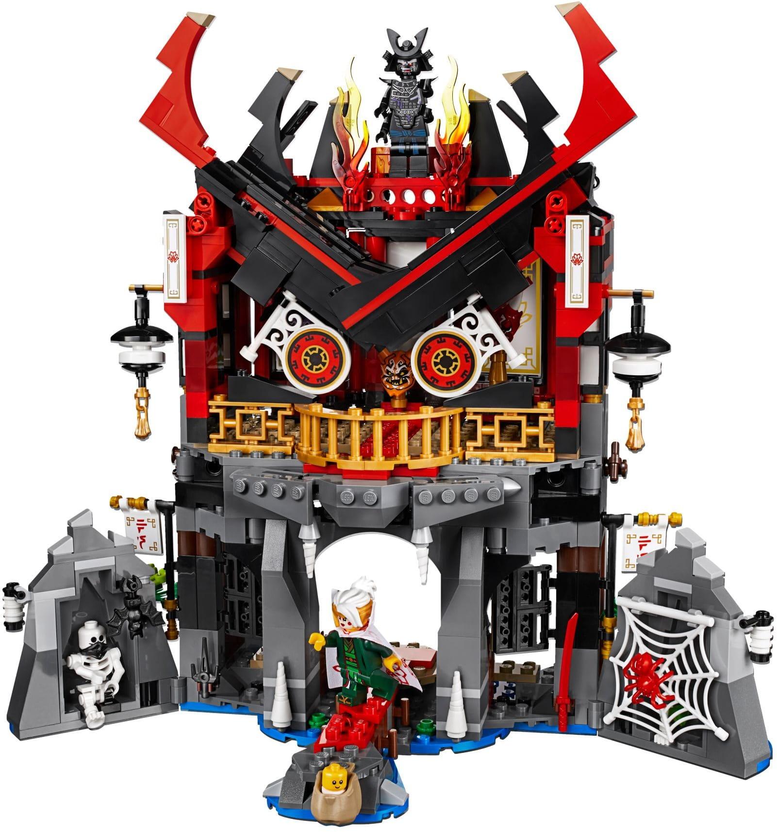 Lego Ninjago 70643 świątynia Wskrzeszenia Klocki Lego Lublin