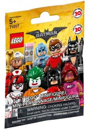 LEGO Minifigures 71017 The Batman Movie 20szt