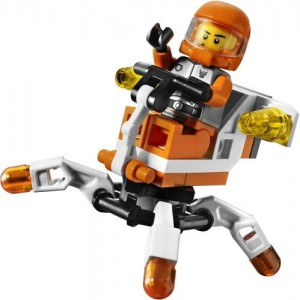 LEGO Galaxy Squad 30230 Mini Mech