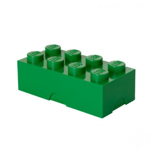 LEGO 4023 Lunch Box zielony