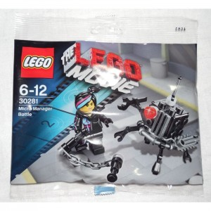 LEGO 30281 Micro Manager Battle
